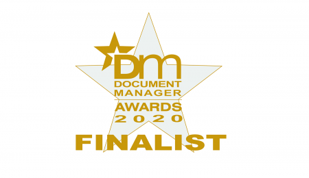 Vote for Storetec at the 2020 Document Manager Awards!