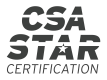 CSA Star Certification logo