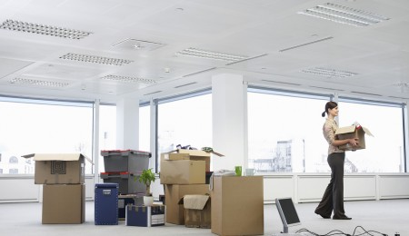 The cultural shift towards remote working & downsizing office space