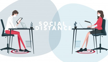 Need more office space to social distance?